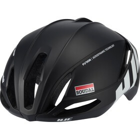 HJC Furion - Casque de vélo - rouge/noir